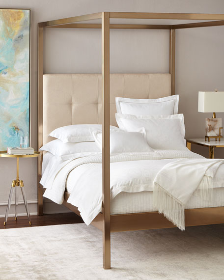 Dublin Queen Canopy Bed