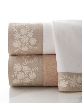 Dogwood Towels