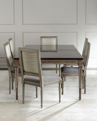 Manchester Dining Table & Avalon Dining Table