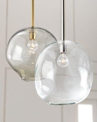 Molten Large 1-Light Pendants