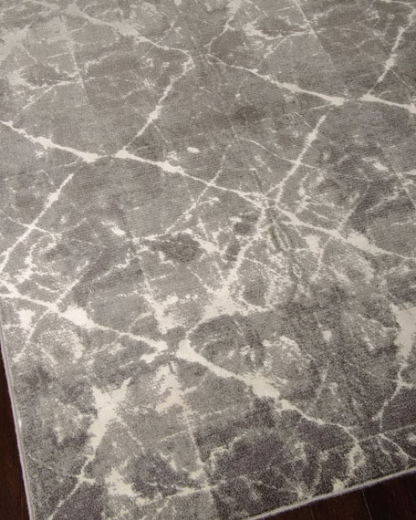 """Granite Rug, 5'6"""" x 8'"""