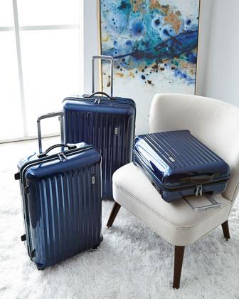 Riccione Blue Luggage