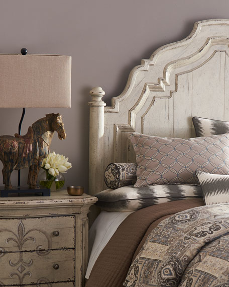 Adelina California King Panel Bed