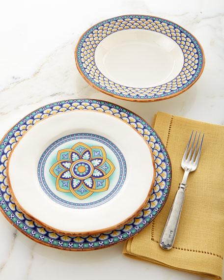 Geometrico Soup Bowls, Set of 4