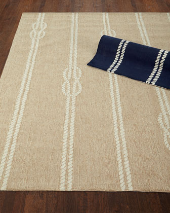 Knot & Rope Indoor/Outdoor Rug