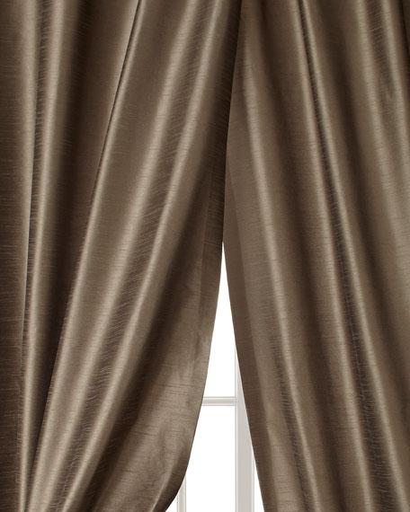 """108""""L Manhattan Curtain"""