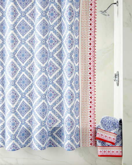 Mitta Periwinkle Bath Towel