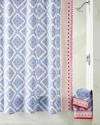 Mitta Periwinkle Towels