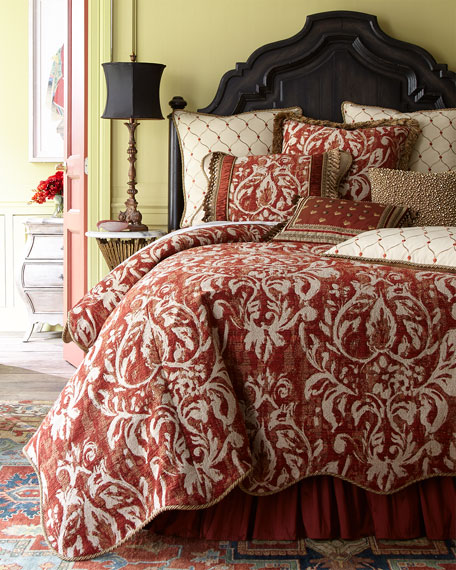 Queen Marguerite Duvet Cover