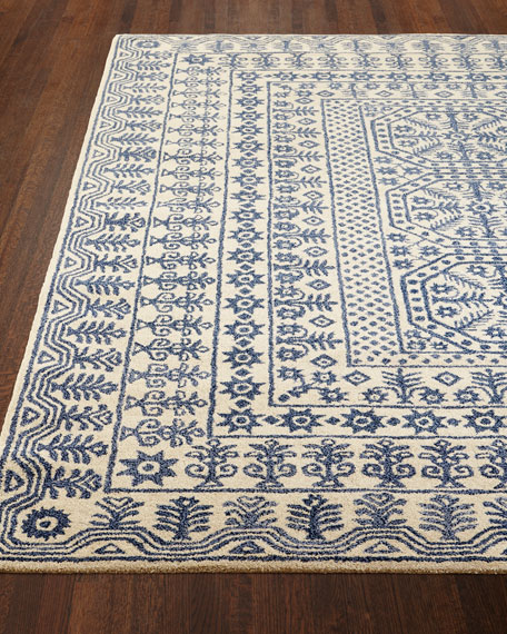 Ross Hand-Tufted Rug, 8' x 11'