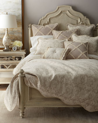 Paloma Damask King Duvet Cover  and Matching Items