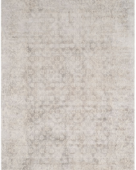 Patrice Hand-Loomed Rug, 9' x 12'
