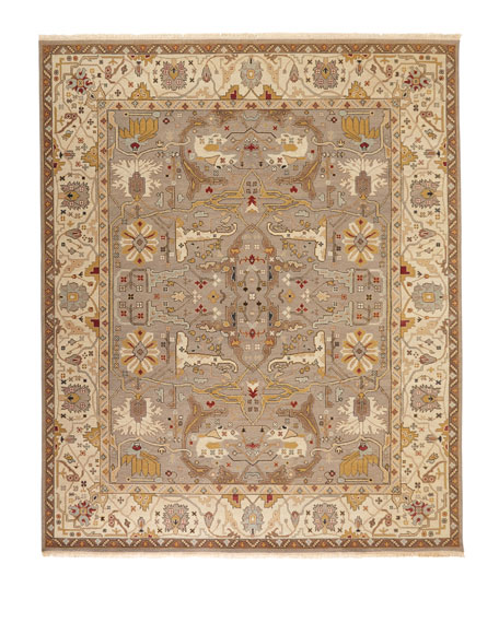 "Placidio Soumak Weave Runner, 2'6"" x 10'"