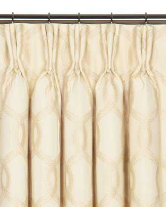 Gresham Pinch Pleat Curtain Panel