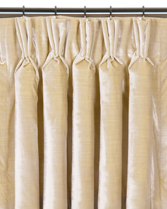 Winchester Pinch Pleat Curtain Panel, 108