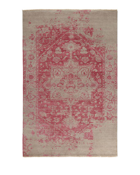 Chazzel Hand-Knotted Rug, 9' x 12'