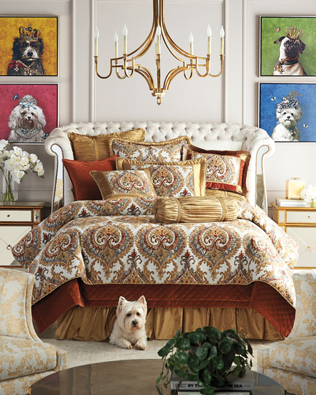 Bridgitte Queen Bed