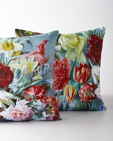 Regal Rose Pillow