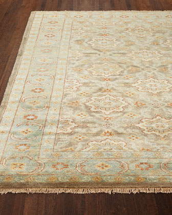 Sebastian Hand-Knotted Rug, 9'9