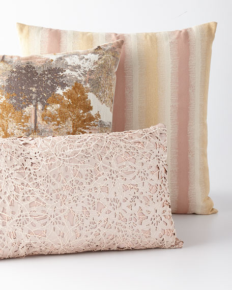 Bedell Rose Pillow