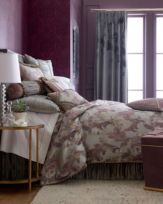 Serafina Queen Duvet  and Matching Items