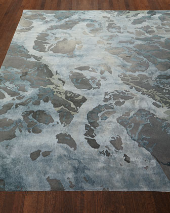 Caprice Hand-Tufted Rug, 3.9' x 5.9'  and Matching Items