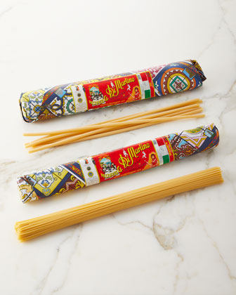 Dolce & Gabbana Hand-Wrapped Spaghetti  and Matching Items