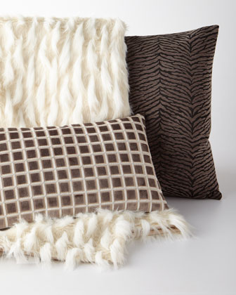 Stamp Stone Decorative Pillow  and Matching Items
