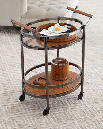 MCM Dessert/Bar Cart  and Matching Items
