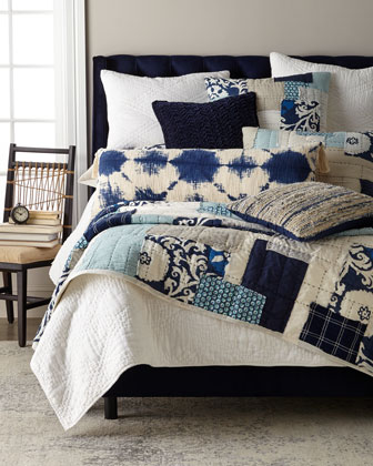 Barcelona Queen Coverlet  and Matching Items