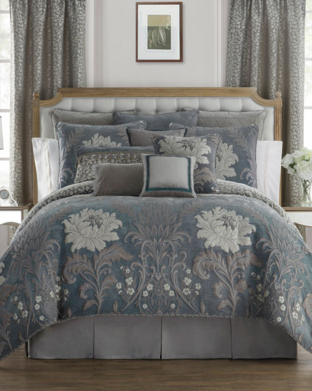 Ansonia Queen Comforter Set