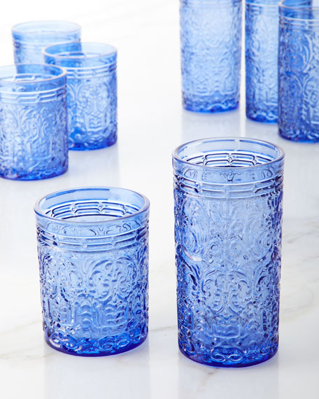 Jax Highball Glasses, Set of 4