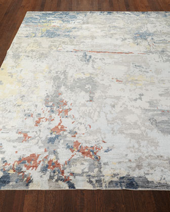 Champion Hand-Knotted Rug  10' x 14'  and Matching Items