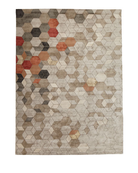 Sanibel Hand-Tufted Rug, 9' x 12'