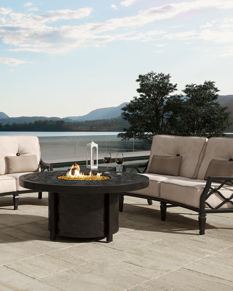 Classical Fire Pit Table