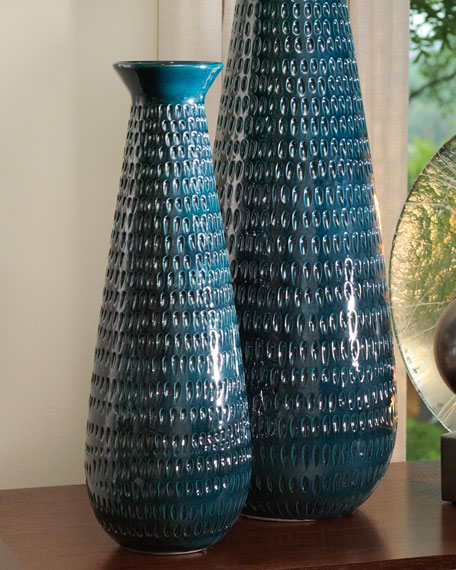 Large Pine Cone Vase
