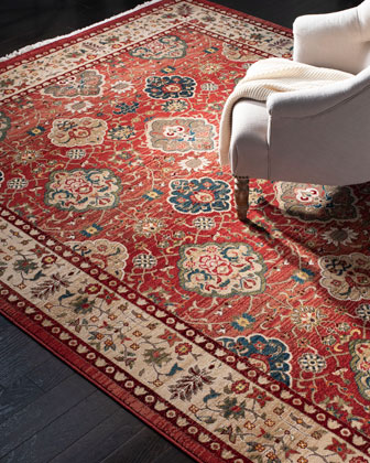 Ariel Power-Loomed Rug  10' x 13' and Matching Items