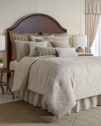 Laurenza 4-Piece Queen Comforter Set  and Matching Items