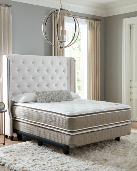Saint Michele Dauphine Collection Queen Mattress & Box Spring Set