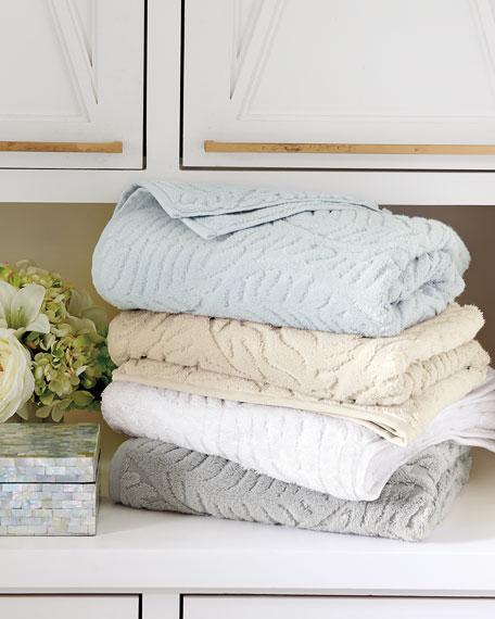 Diamond Weave Bath Towel