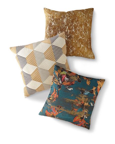 Mustard Decorative Pillow