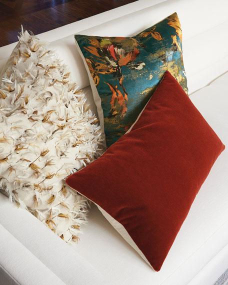 Bach Claypot Decorative Pillow
