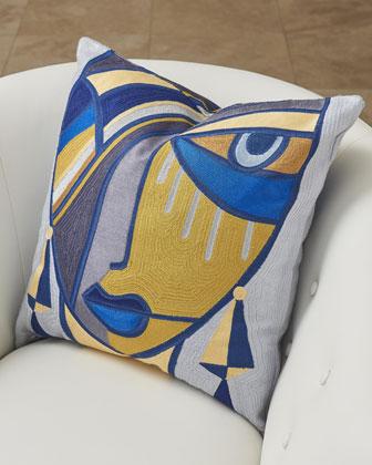 Maya Pillow and Matching Items