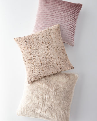 Billow Blush Decorative Pillow  and Matching Items