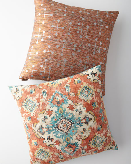 Morse Copper Pillow