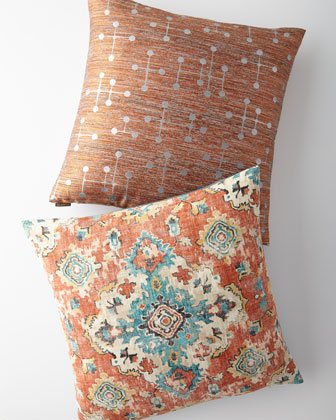 Morse Copper Pillow  and Matching Items