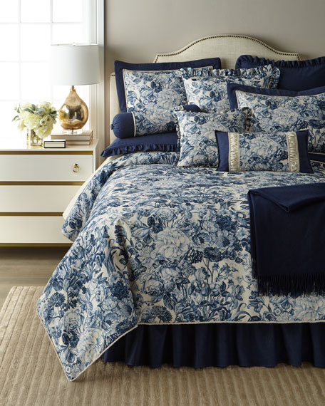 Breezy Meadows 3-Piece King Comforter Set