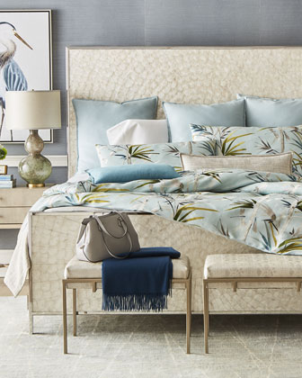 Tropical King Duvet  and Matching Items