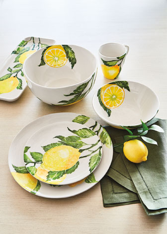 Limoni Dinner Plate and Matching Items