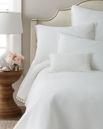 Newport King Coverlet  and Matching Items